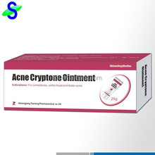 Acne Cryptone Ointment 100% herbal for blackhead, whitehead, anti-acne