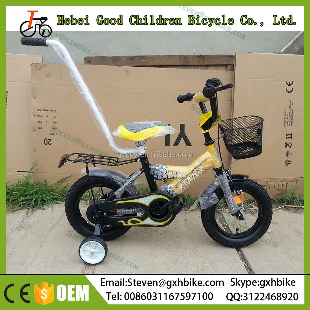 pink wholesale brand new style kids bicycle hot sell / new model children bike on sale / 12 Inch china baby cycle /