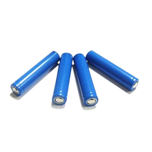 Wholesale cylindrica ICR14500 700mah-800mah 3.7V lithium/li-ion battery