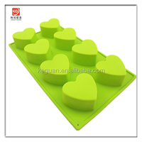 S-B005 popular nice design colorful microwave silicone cake mould