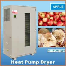 Industrial Drying Machine for Apple dryer food processing machine container converted in a fruit drying machine