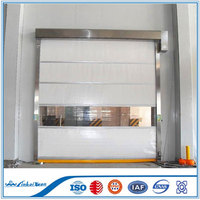 Automatic plastic roll up door | Good quality fast rapid rolling shutter door