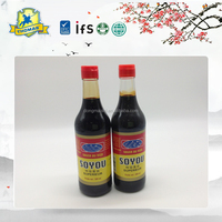Bulk packing style soy sauce