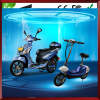 ET China Mini Folding Kids Electric Pocket Bike Bicycle With LED Lights