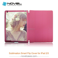 2015 New Arrival Sublimation Smart Cover for iPad 2/3/4