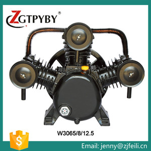 Air compressor cylinder head with high quality