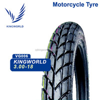 3.00-14 2.75-17 80/100-17 All Size of Cheap Motorcycle Tire Anti-Skid ,Thailand Motor Tire Supplier in China