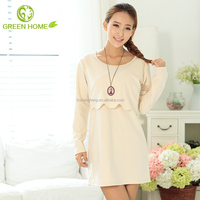 soft cotton material best sale ladies nighty photos AK167