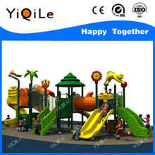 Nature style kids play park games outdoor playground items