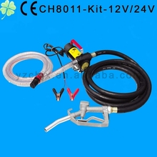 Manufacture 12v 24v electric diesel oil fuel transfer pump kits