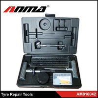 Professional Zinc-Alloy auto/car Tire repair kit