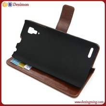 Hot selling full housing complete flip leather cover case for lenovo p780