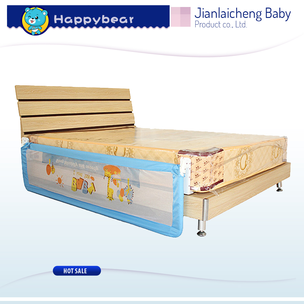 China Manufacturer New Arrival Baby Products Wholesale Safety Device Protect Equipment Toddler Bed Rail