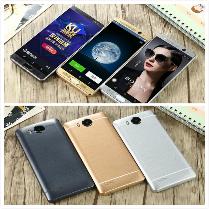 4.5 inch Android IPS Dual Core 3G LTE Unlocked 512MB+4GB Double Camera Smart Cell Phone China OEM Mobile Phone