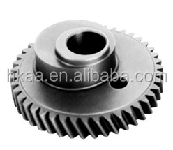Oem Forged Helical Cutting Hardened Steel Eccentric Gear and Pinion