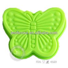 Custom butterfly shape Silicone Cake Mould