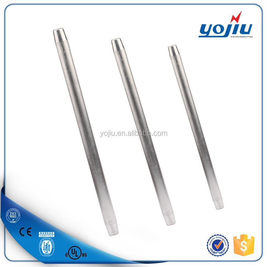 Most popular product china mid span compressed tension joint/aluminum tube connectors