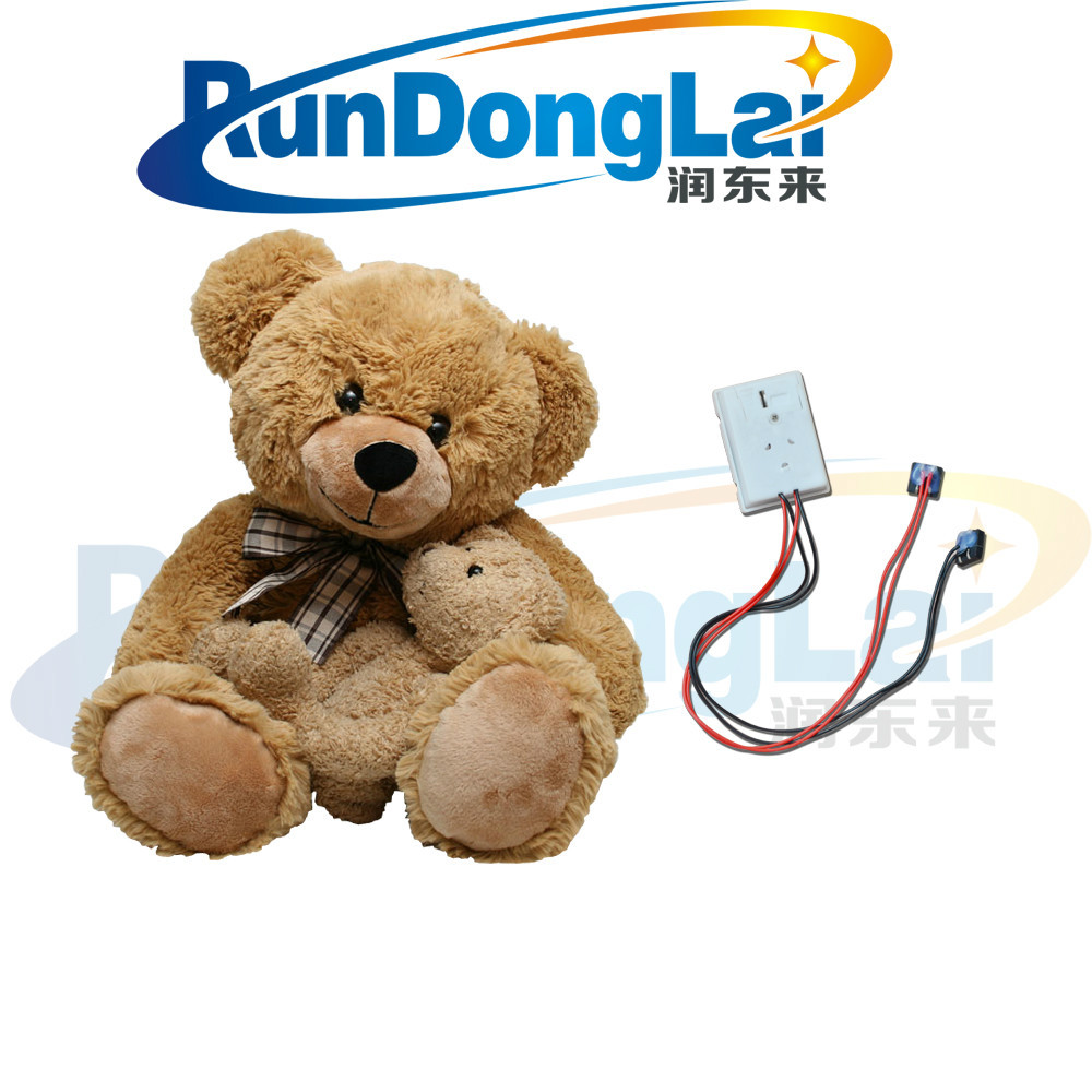 custom teddy bear voice recorder/teddy bear sound box for sale