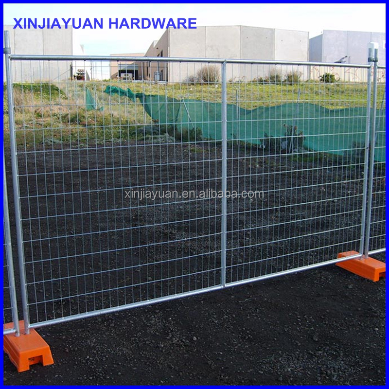strong and firm construction site steel safety net hot sale / temporary fence panel