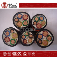5 cores xlpe power cable