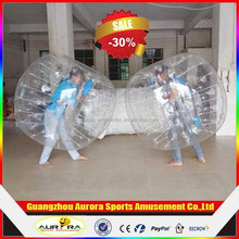 New design inflatable bubble ball for football/body bubble ball/bubble ball soccer