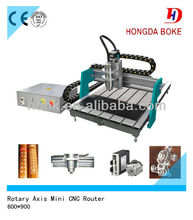 mini cnc router HD3030 desktop square orbit Jinan factory
