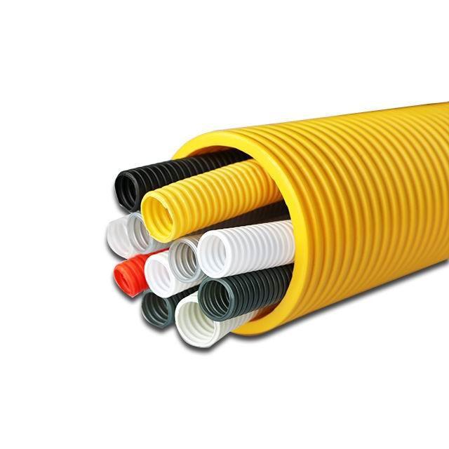 Pa6 tubo corrugado carton corrugado manguera flexible - Precio tubo corrugado ...