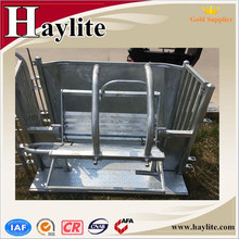 Haylite sheep turnover weighting handling crate for sale