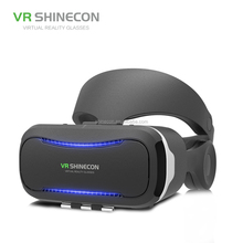 Shinecon trending products vr glasses vr 3d vr virtual reality glasses
