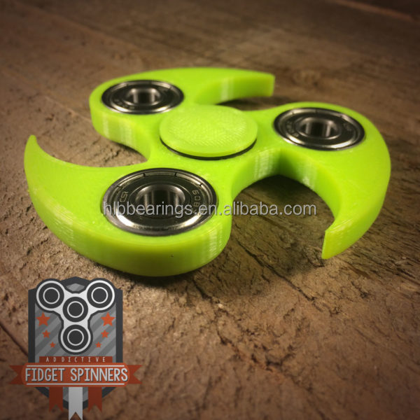 HLB SPINNER NINJA STAR FIDGET TOY WITH CAPS