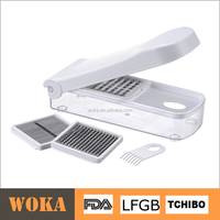 Multi vegetable slicer , food herb chopper ,handy box potato grater