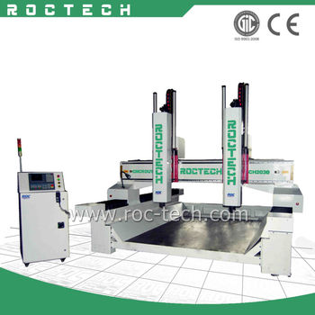 Top Tech!cnc EPS processing machine /foam cutting machine RCH2030