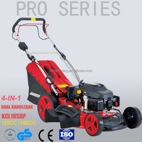 New Design @ 4-in-1 gasoline lawn mower KCL18SDP