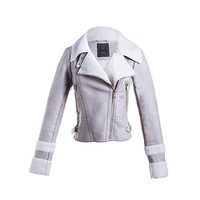 Custom high quality cheap jacket for woman