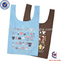 2013 new design Eco friendly cheap recycle printed shopping bags