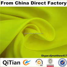 high quality outdoor garment microfiber fabric