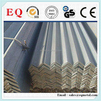 galvanized steel corner angles standard iron angle bar price HDG mild steel angle