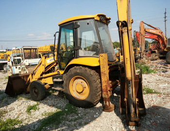 3CX used backhoe wheel loader original skidsteer for sale
