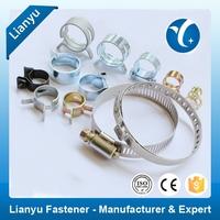 Metal Hose Clamp for Hose Clamp Manufacturer China