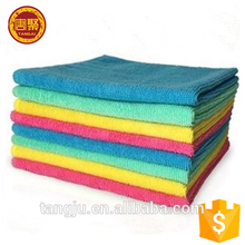 100% microfiber terry cloth multi-purpose microfiber cleaning cloth for car