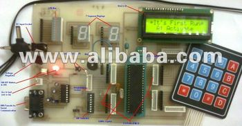 AVR ATMega16/32 Generic Circuit Board (PCB) with Programmer