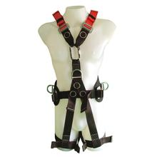 YuanRui YR-QS026 full body industrial <strong>safety</strong> harness with <strong>safety</strong> parts forging carabiners
