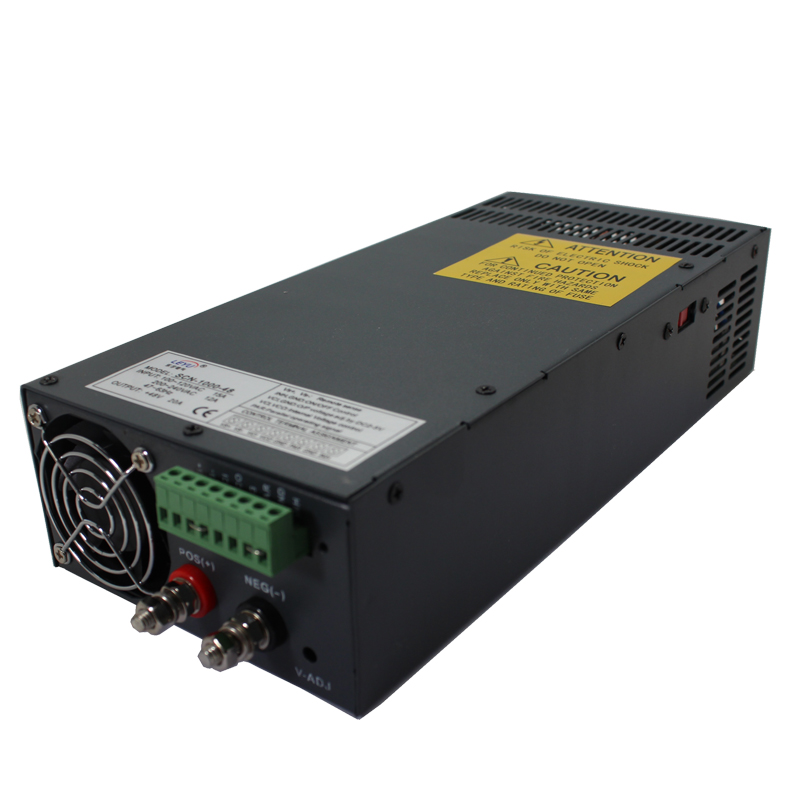 New type! SCN-1000-48 small size high power 1000w 48v power supply with Parallel Function
