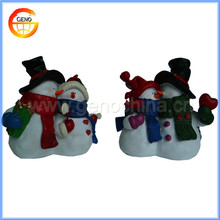 Small Snowman christmas product for wholesale
