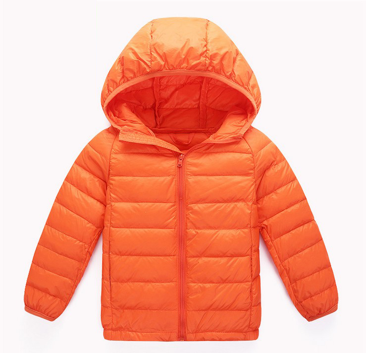 new model kids clothes winter down coat for boy