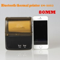 80mm Android Wireless Bluetooth Mobile Printer
