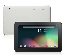 Cheap Tablet PC OEM 10 Inch Android 4.4/5.1 Allwinner A33 Quad Core 1G 16G Tablet White Box Tablet