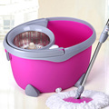 magic mop mop bucket automatic drying double drive hand mop 360
