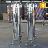 Bag filter housing water filter system low cost by factory supplier