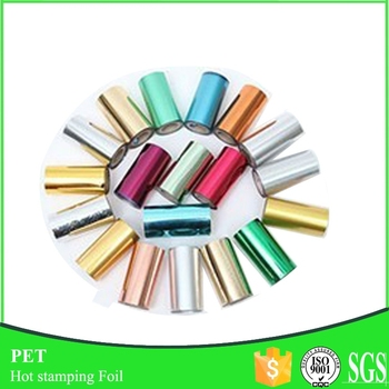 Widely Used Hot Foil Stamping